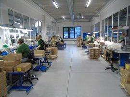 Výrobní technik montáží a potisků
